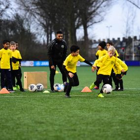 GS Sports voetbaltraining