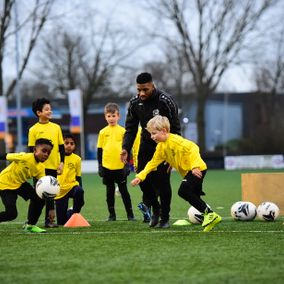 Voetbaltraining GS Sports